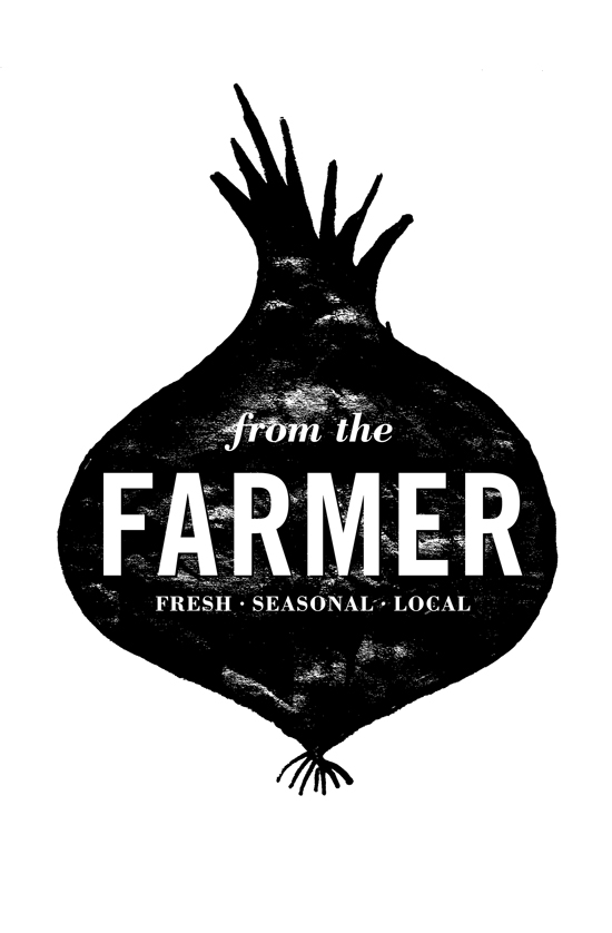 logo for From the Farmer DC