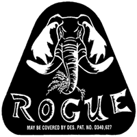 logo for Rogue Hoe