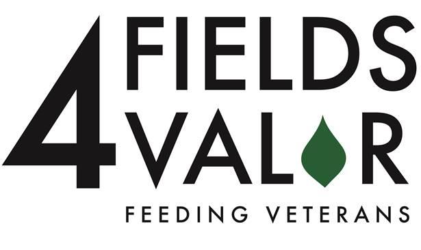 logo for Fields 4 Valor Farms (F4V)