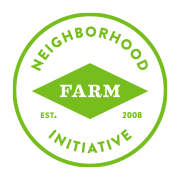 logo for Neighborhood Farm Initiative