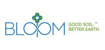 logo for DC Water Biosolids Program: Bloom