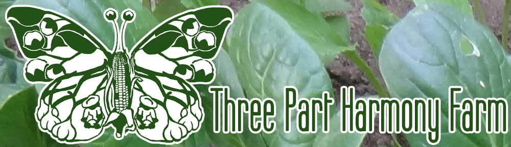 logo for Three Part Harmony Farm