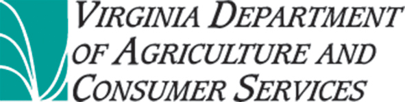 logo for Virginia Department of Agriculture