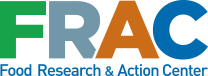 logo for Food Research and Action Center