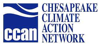 logo for Chesapeake Climate Action Network (CCAN)